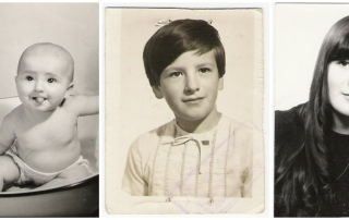 old photographs of my mum