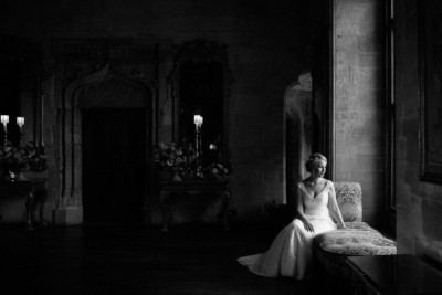 fairytale wedding at Berkeley Castle by Viktoria Kuti Photography