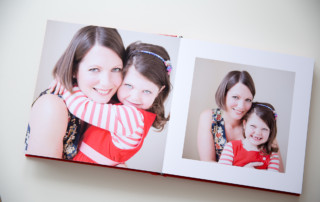printed photo products, beautiful fine art album