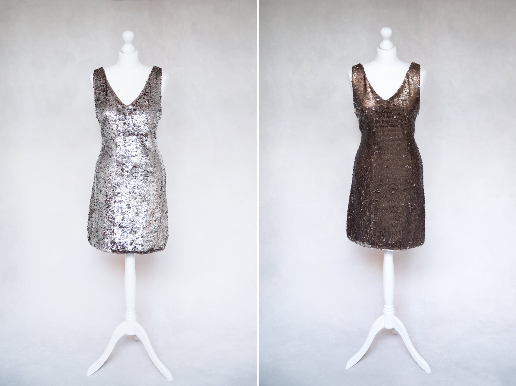 sparkly dresses and accessories for your glamorous portrait photoshoot - Viktoria Kuti Photography